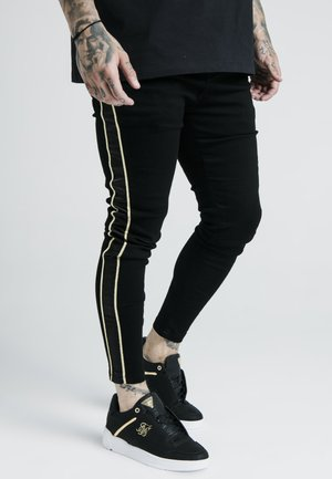 DANI ALVES ROPE - Slim fit jeans - black