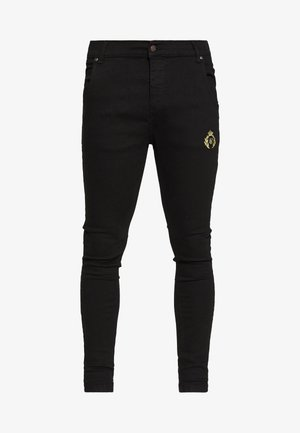 X DANI ALVES PRESTIGE - Slim fit jeans - black