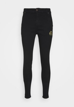 DISTRESSED PRESTIGE SKINNY  - Jeans Skinny Fit - black