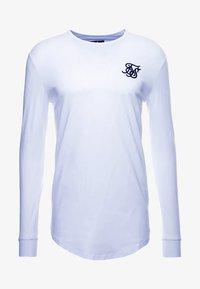 SIKSILK - GYM TEE - Maglietta a manica lunga - white - 3