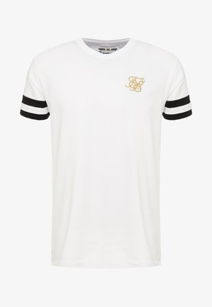 COLLAR BOX TEE - T-shirt con stampa - white