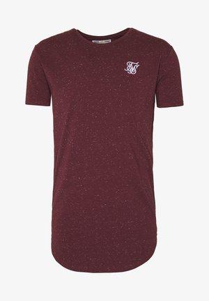 NEPS TEE - T-shirts basic - burgundy