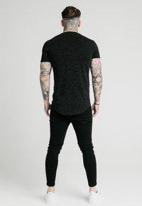 SIKSILK - NEPS TEE - T-shirt basique - black - 2