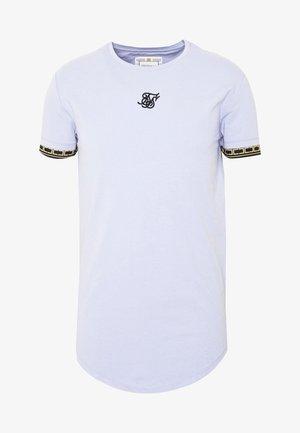 SCOPE GYM TEE - Print T-shirt - dusky sky