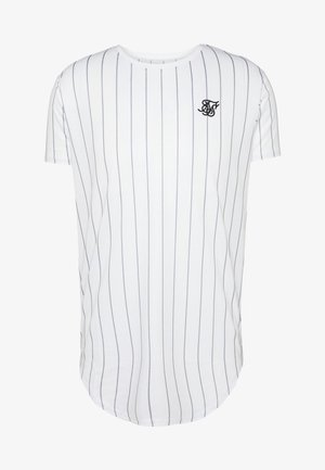 PINSTRIPE TEE - T-shirts print - white