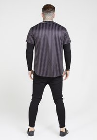 SIKSILK - ORIGINAL BASEBALL  - T-shirt print - black - 2