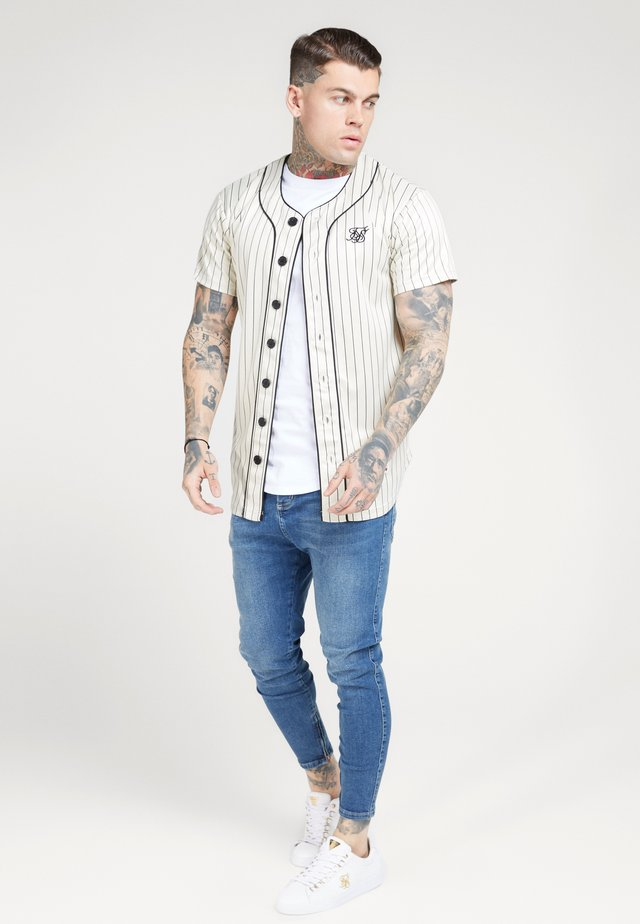 ORIGINAL BASEBALL - Shirt - beige