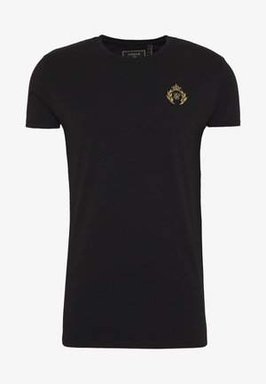 DANI ALVES PRESTIGE STRAIGHT TEE - T-shirts print - black