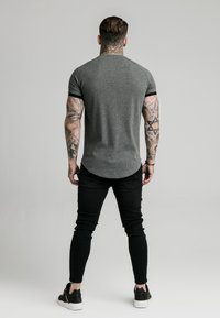 SIKSILK - RIB TECH - Camiseta básica - grey - 2
