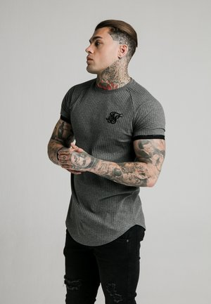 RIB TECH - T-shirt basique - grey