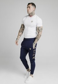 SIKSILK - T-shirt print - white - 3