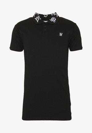 OLD ENGLISH - Polo shirt - black