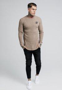 SIKSILK - Pullover - beige - 1