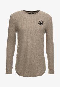 SIKSILK - Pullover - beige - 3