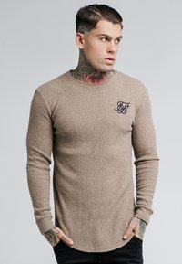 SIKSILK - Pullover - beige - 0