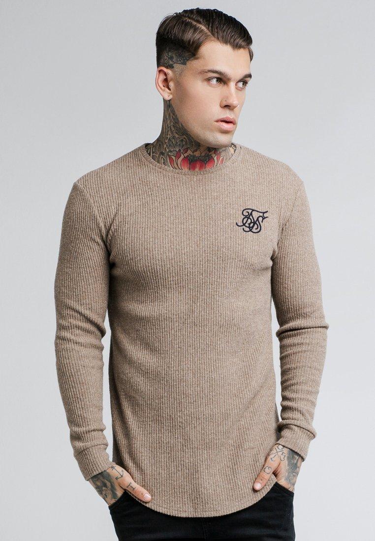 SIKSILK - Pullover - beige