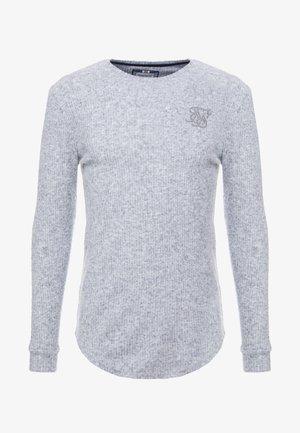 CREW NECK JUMPER - Svetr - light grey
