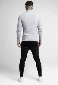 SIKSILK - ROLL NECK JUMPER - Trui - light grey - 2