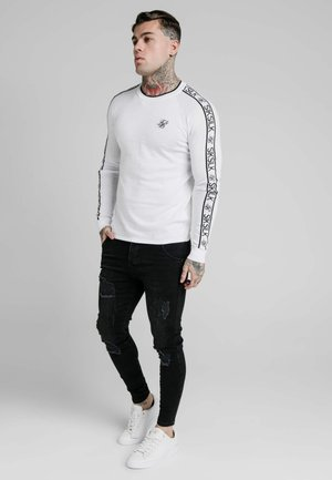 RAGLAN - Jumper - white