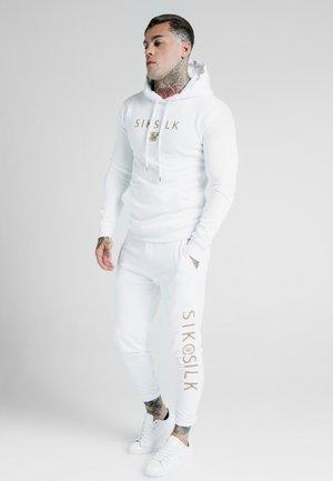 DANI ALVES OVERHEAD HOODIE - Hoodie - white