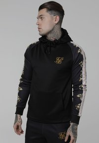 SIKSILK - Sweatshirt - black/white/gold - 0