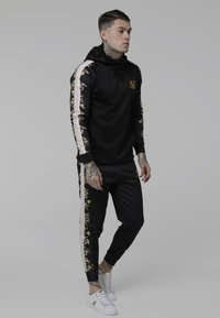 SIKSILK - Sweatshirt - black/white/gold - 3