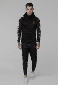 SIKSILK - Sweatshirt - black/white/gold - 1