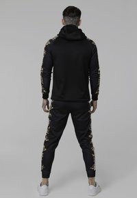 SIKSILK - Sweatshirt - black/white/gold - 2