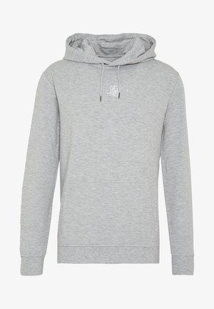 SMART OVERHEAD HOODIE - Hoodie - grey marl