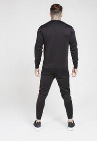 SIKSILK - Sweater - black/gold - 2