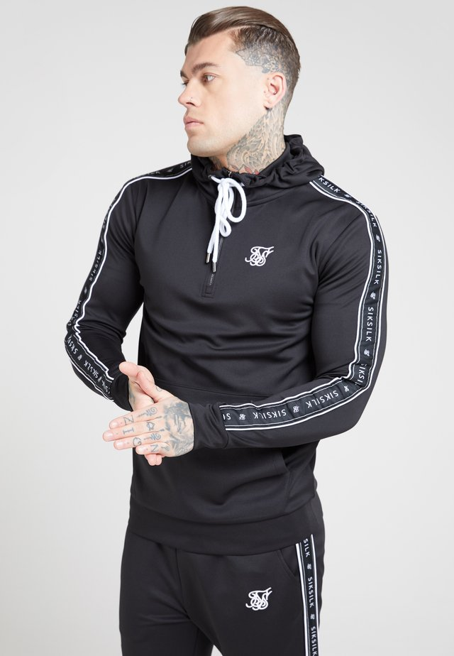 Jersey con capucha - navy - white