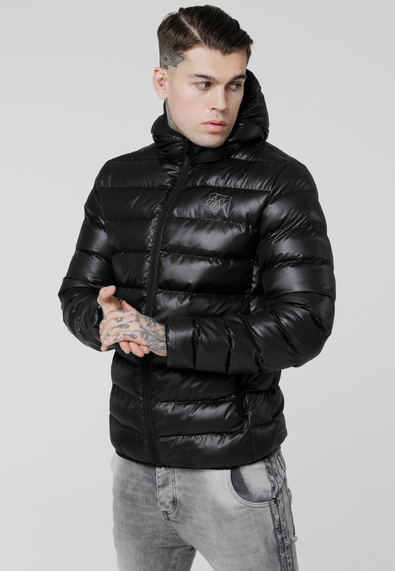 SIKSILK - ATMOSPHERE - Veste d'hiver - black
