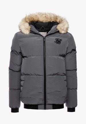 DISTANCE JACKET - Giacca invernale - grey