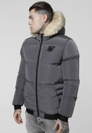 DISTANCE JACKET - Winter jacket - grey