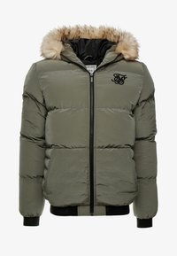 SIKSILK - DISTANCE JACKET - Winter jacket - khaki - 3