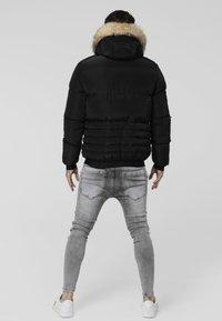 SIKSILK - DISTANCE JACKET - Zimní bunda - black - 2