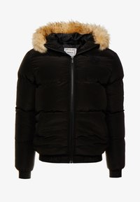SIKSILK - DISTANCE JACKET - Zimní bunda - black - 4