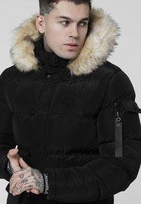 SIKSILK - PUFF - Winter coat - black - 4