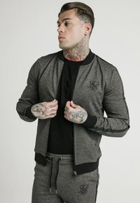 SIKSILK - TECH TAPE - Bomberjacks - grey - 0