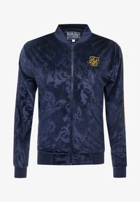 SIKSILK - DEBOSSED  - Veste de survêtement - navy - 3