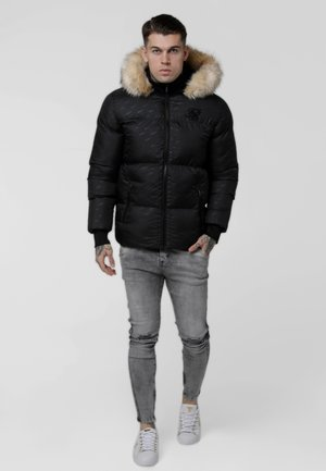 DESTRUCTION JACKET - Winter jacket - black