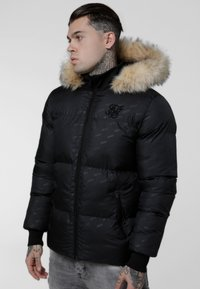 SIKSILK - DESTRUCTION JACKET - Veste d'hiver - black