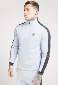 SIKSILK - Trui - ice grey charcoal - 0