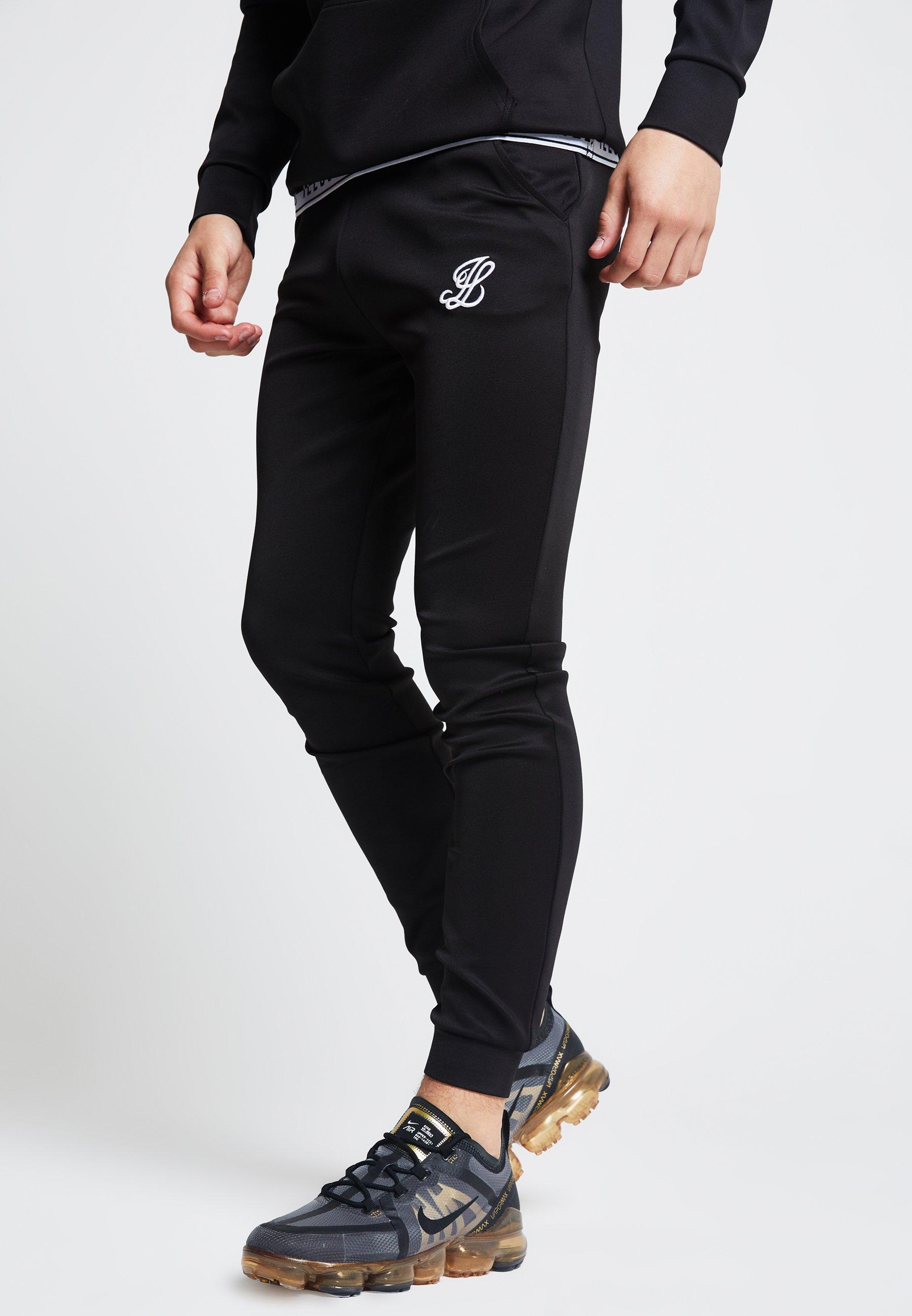 ILLUSIVE LONDON Pantalon de survêtement black