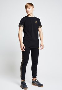 SIKSILK - LONDON - Camiseta estampada - black - 1