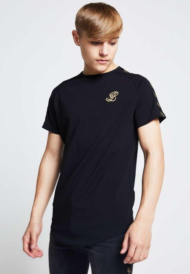 ILLUSIVE LONDON  - Camiseta estampada - black