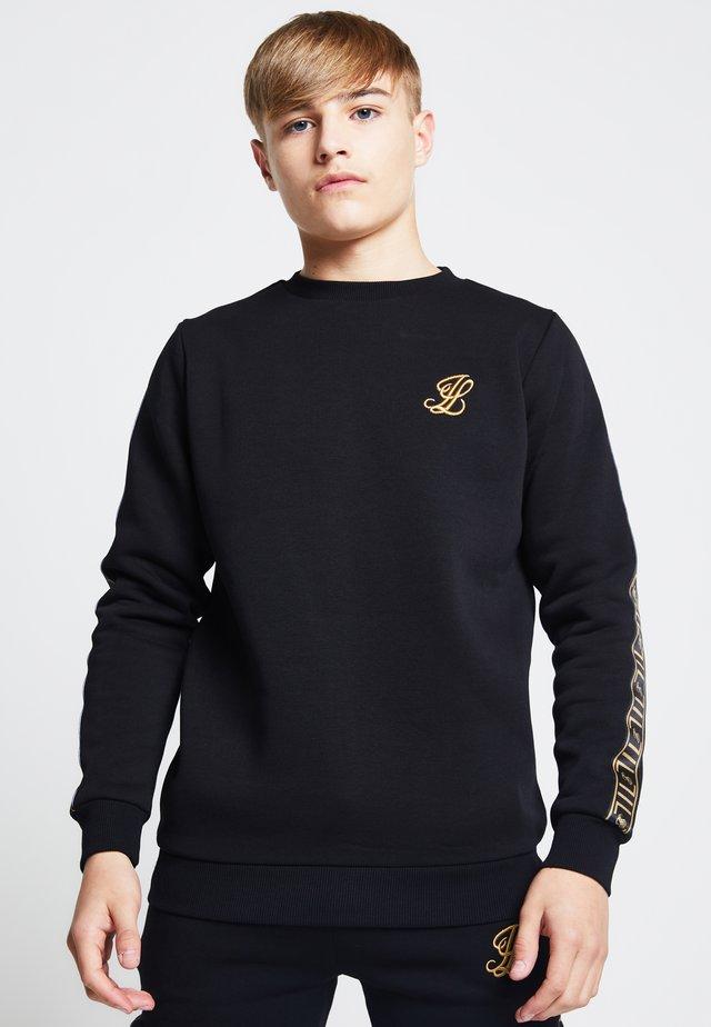 LONDON  - Collegepaita - black
