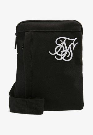 CROSS BODY FLIGHT BAG - Sac bandoulière - black