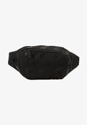 LOGO BUMBAG - Bæltetasker - black