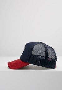 SIKSILK - TRUCKER - Caps - red/navy - 3